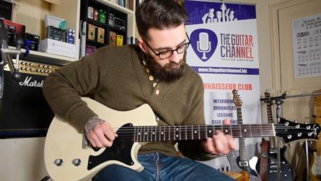 Démo guitare Springer modèle Spartan - Simon Ghnassia