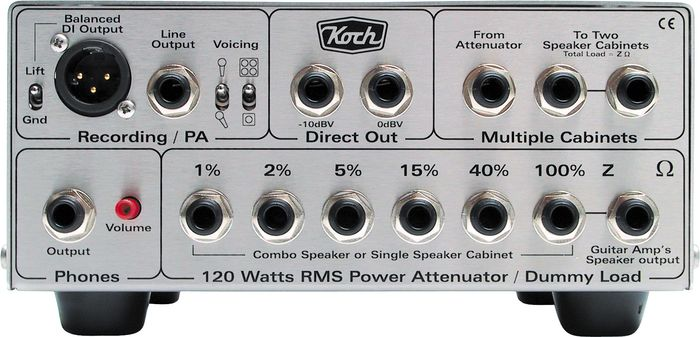 Comparaison prise de son ampli guitare - Micros Shure SM57, SM58 et Loadbox Koch LB-120 II
