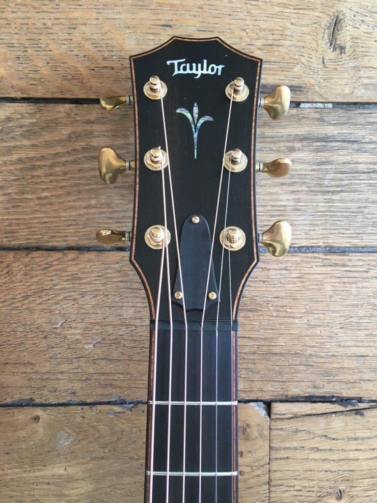 Test Guitare - Taylor K14ce Builder's Edition - Nouveau barrage V-class - La Chaîne Guitare