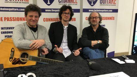 Christian Séguret et Franck Cheval - Un Musicien et Son Luthier