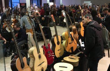 Guitares au Beffroi 2018 - Jour 2 - Vlog