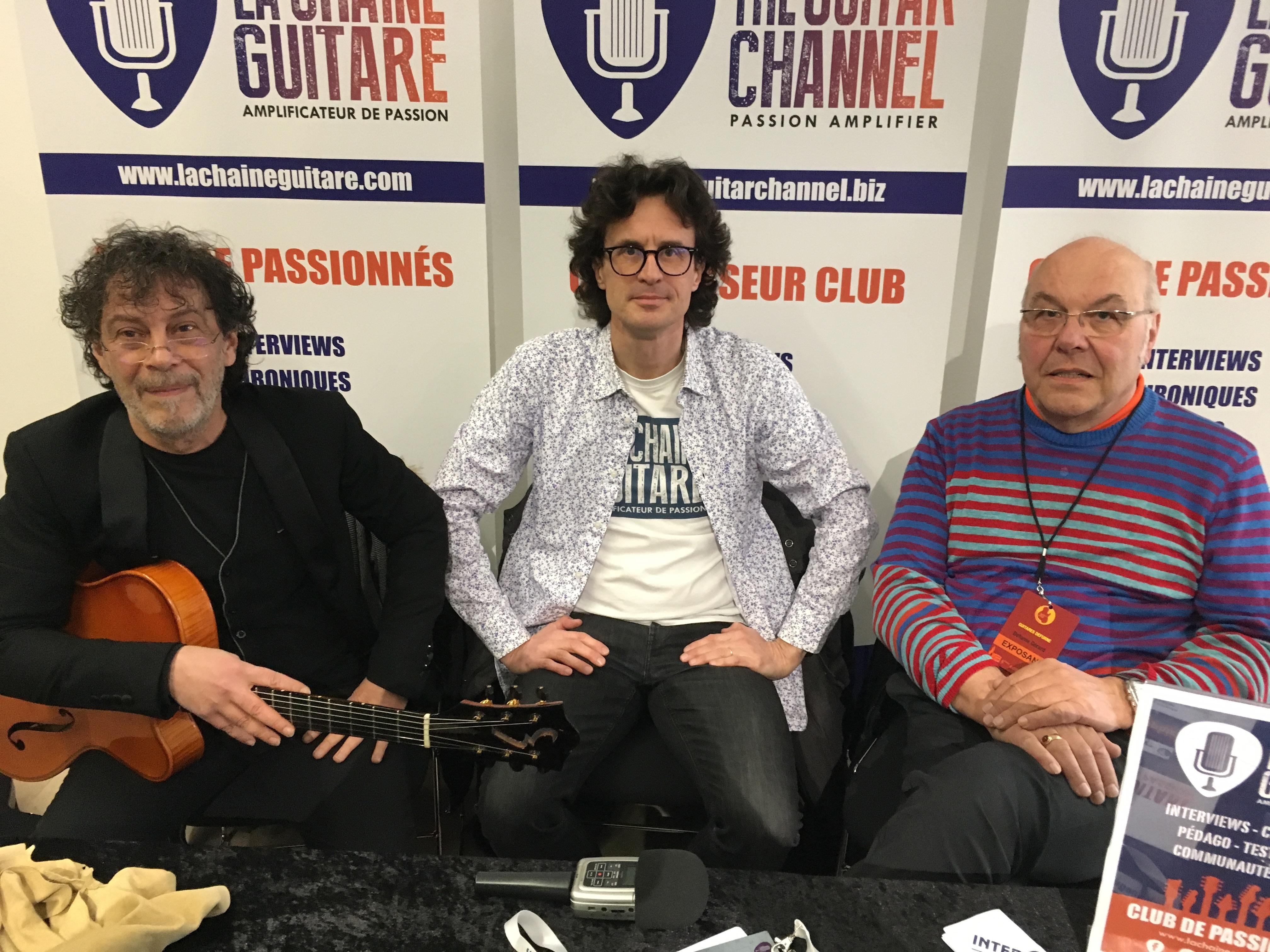 Tomàs Gubisch et Gérard Defurne - Un Musicien et Son Luthier