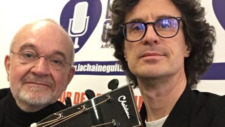 Interview luthier Gérard Châtelier - Guitares au Beffroi 2018
