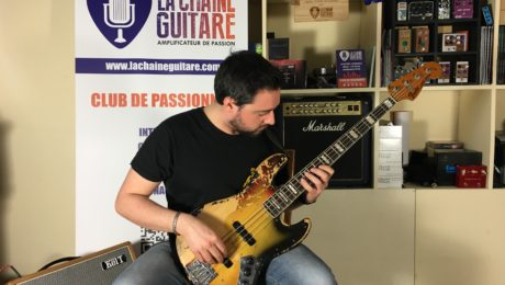 Interview Romain Labaye - Bassiste de Scott Henderson