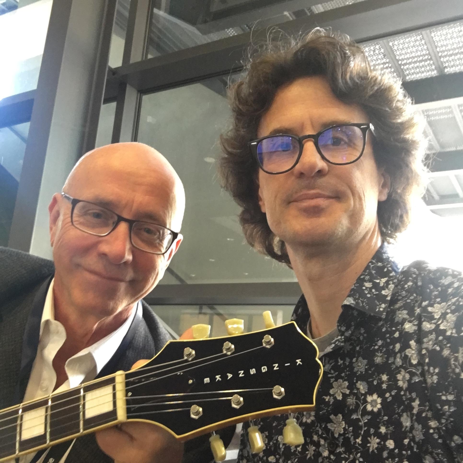 Interview Bruce Gaitsch - Musicien songwriter à succès