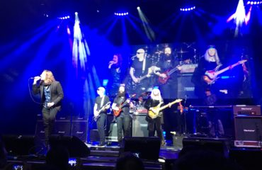 Vlog concert G3 2018 - Uli Jon Roth / John Petrucci / Joe Satriani - 16/04/18