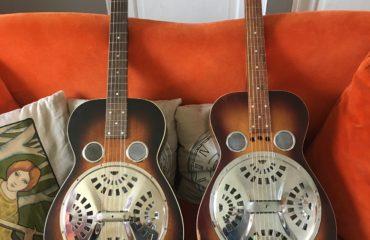 Dobro 1934 - Guitare d'Exception Christian Séguret