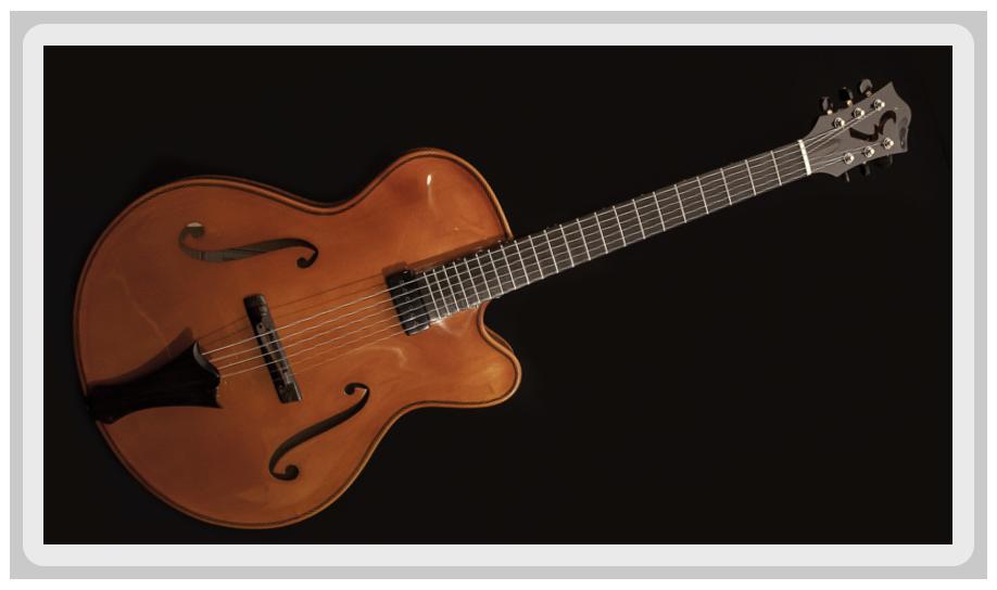 Guitare Tomàs Gubisch par Gérard Defurne - Un Musicien et Son Luthier