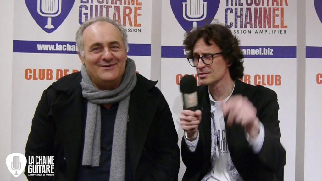 Interview Thierry Labrouze - Présentation du nouvel ampli MostrO