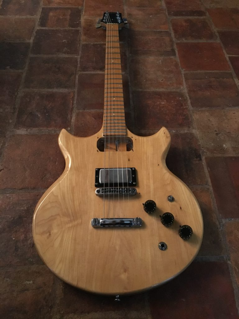 Gibson L6S Malcom Young AC/DC - Guitares d'Exception Matthieu Lucas