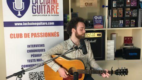Interview guitare à la main Dorian Sorriaux (Blues Pills)