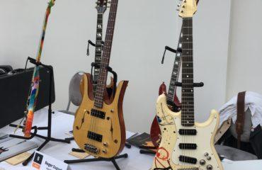 Interview luthier Roger Daguet - Holy Grail Guitar Show 2018