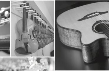 Guitares vendues : 400 000 par an en France - Etude CSFI/DGE