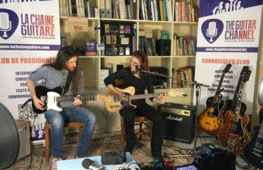 Interview Jessie Lee et Alexis Didier - Jessie Lee & The Alchemists