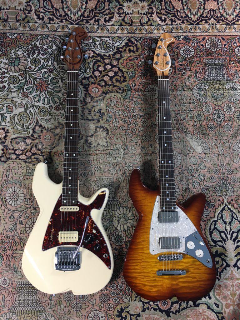 Luthier Charles Janssen - Schwung Guitars