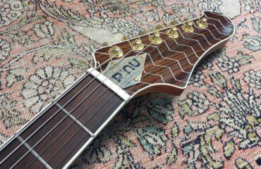 Interview luthier Florian Epinette - Pinu Guitars