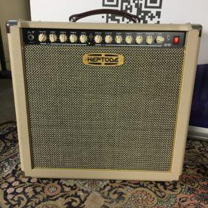 Ampli Jim 81 - Heptode - La Chaîne Guitare