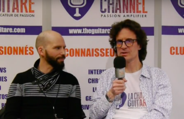 Interview Pascal Vigné - Surfing With Joe - Hommage à Satriani