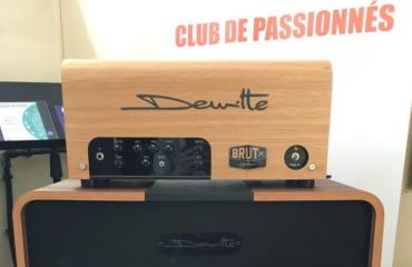 Test Ampli - Dewitte Wired Brute Deluxe