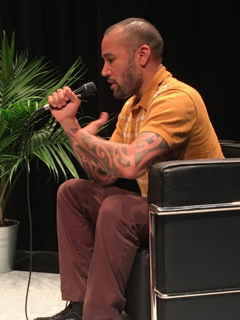 Conférence de presse Ben Harper - Festival de Jazz de Montréal 2018