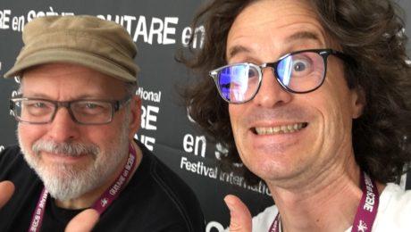 Interview Mike Keneally - Guitare en Scène 2018