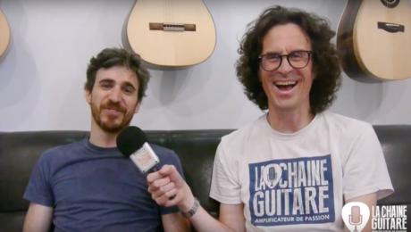 Festival Sonore 2018 - Interview avec le luthier et co-organisateur Théo Kazourian