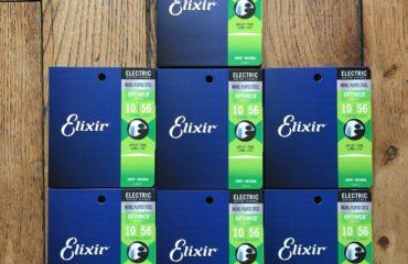 Tester gratuitement les Optiweb Elixir pour guitare 7 cordes