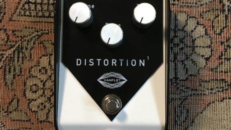 Test Pédale - Vanflet Distortion1 - Du gros son sous le capot !