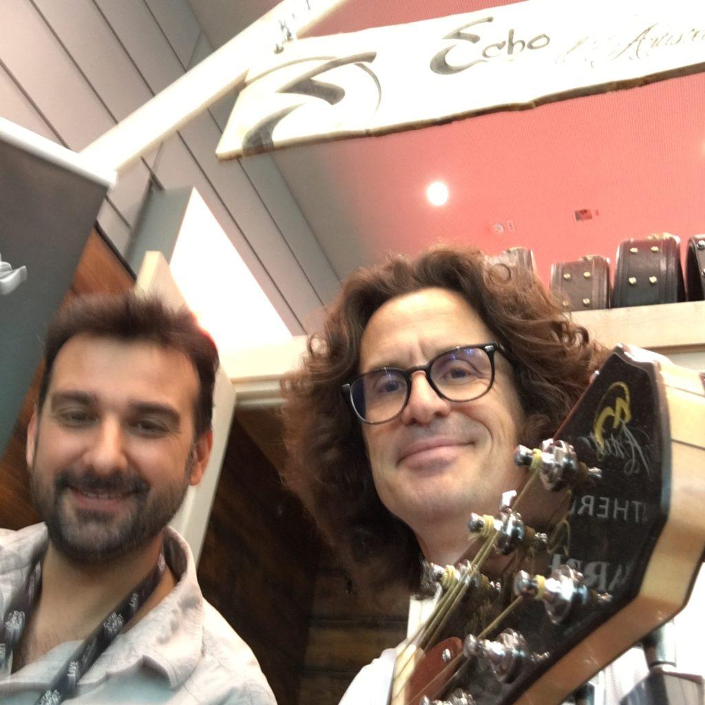 Alexandre Azzola - Echo d'Artistes - Guitar Summit 2018
