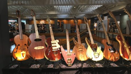 Guitar Summit 2018 - Video blogging - Jour 3