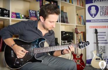 Interview Jim Carthage - Guitare à la Main