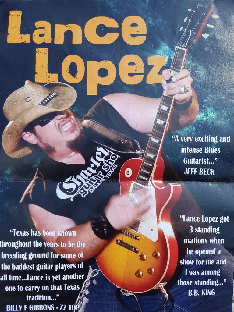 Guitare de Backstager - Comment j'ai acheté la Les Paul de Lance Lopez