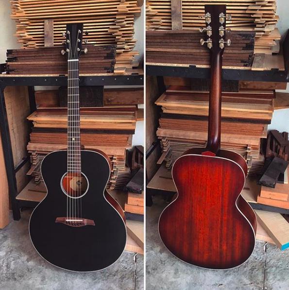 Blind Guitars Instagram