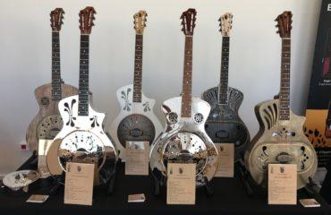 Salon des luthiers de Puteaux 2019 organisé par La Chaîne Guitare – Liste exposants