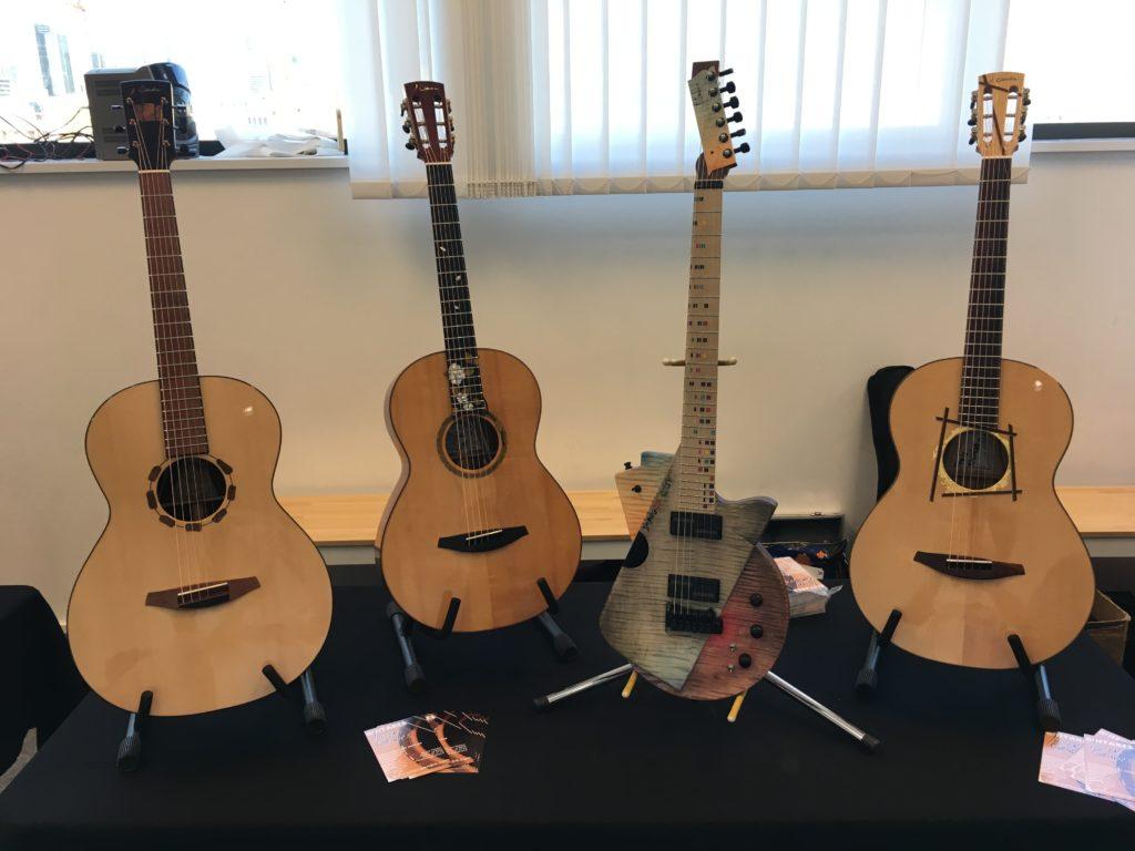 Guitares Gendre - Concert de démo Festival de Guitare de Puteaux 2018