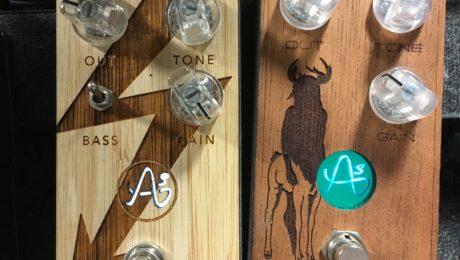 Test Pédale - High Voltage Anasounds, le son AC/DC dans une pédale