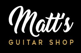 Matt's Guitar Shop