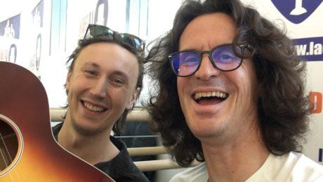 Interview Virgile Pilon - Jeune luthier talentueux et doué de Blind Guitars