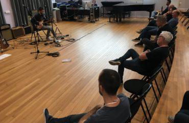 Concerts de démo - Festival Guitare de Puteaux 2019