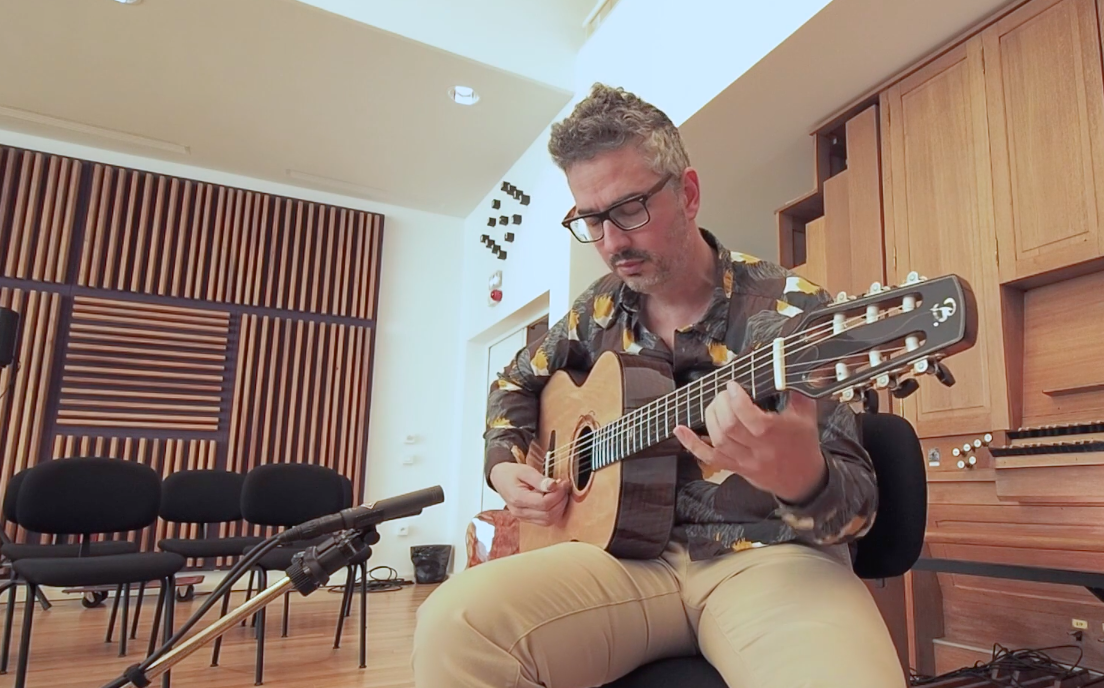 Guitares Baudry - Concert de démo Festival de Guitare de Puteaux 2018