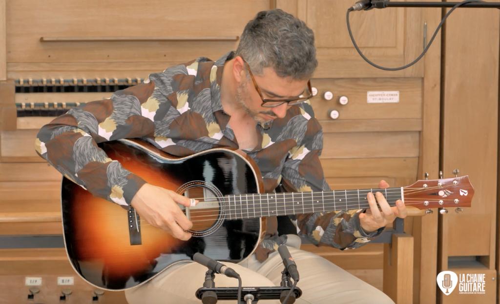 Guitares Bertrand - Concert de démo Festival de Guitare de Puteaux 2018