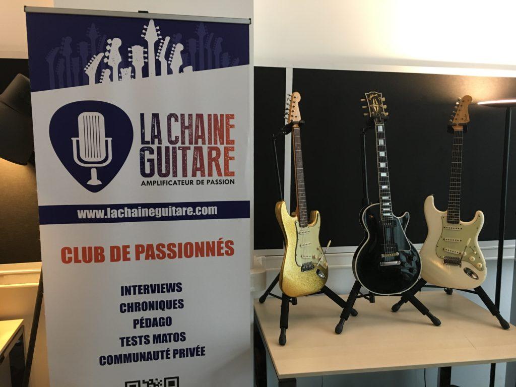 Après-midi Guitare Vintage 2018 - Réactions à chaud des participants