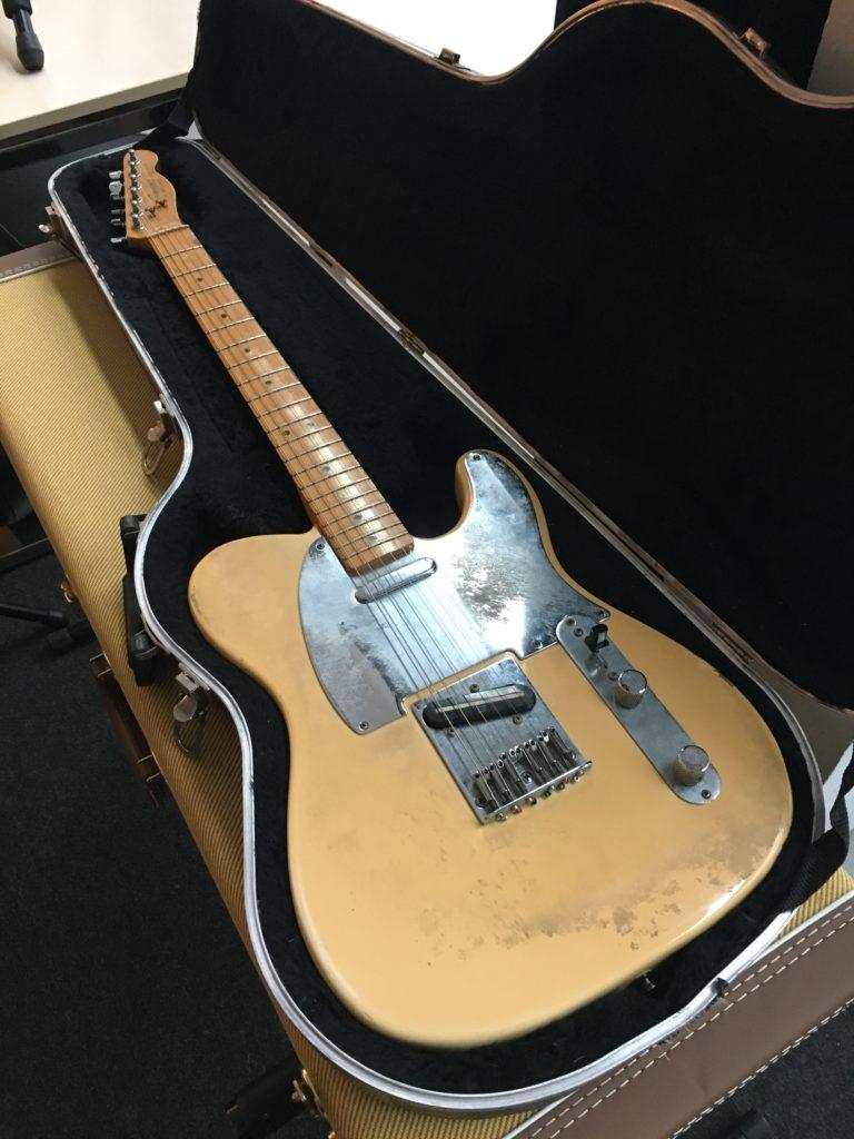 Après-midi Guitare Vintage 2018 - La Telecaster de Jeff Buckley