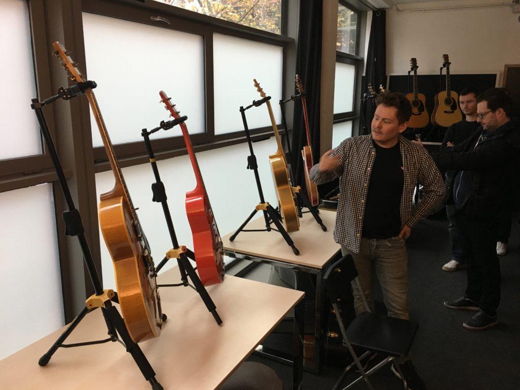 Après-midi Guitare Vintage 2018 - Matt's Guitar Shop - Reportage complet