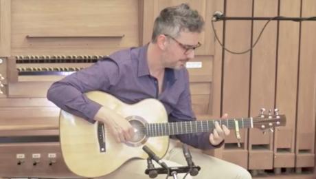 Guitares Charbonnier - Concert de démo Festival de Guitare de Puteaux 2018