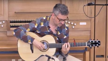Guitares Lowry - Concert de démo Festival de Guitare de Puteaux 2018