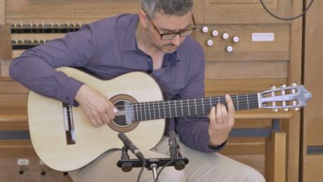 Guitares Caron - Concert de démo Festival de Guitare de Puteaux 2018
