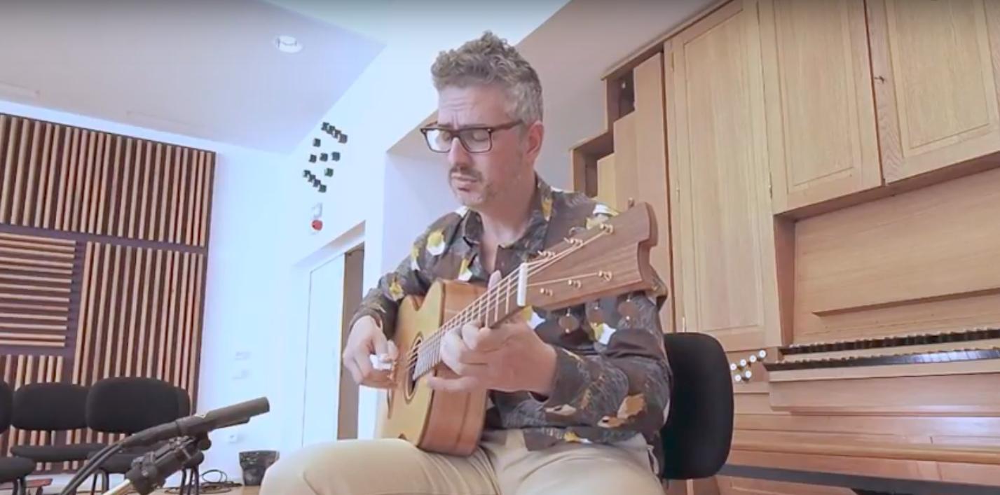 Guitares Battiston - Concert de démo Festival de Guitare de Puteaux 2018