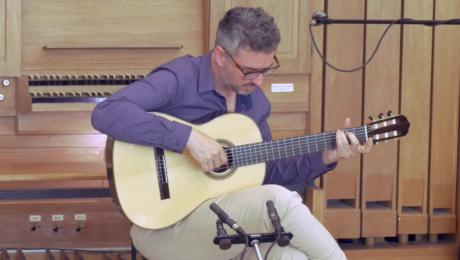 Guitares Soroka - Concert de démo Festival de Guitare de Puteaux 2018
