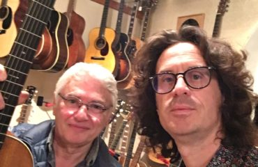 Interview François Charle - Célèbre revendeur de guitares Vintage de Paris - Partie 2/2